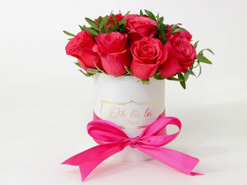 ROSES MALÝ BOX